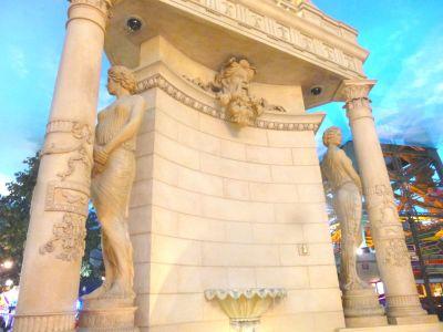 INSIDE Paris Las Vegas Hotel and Casino