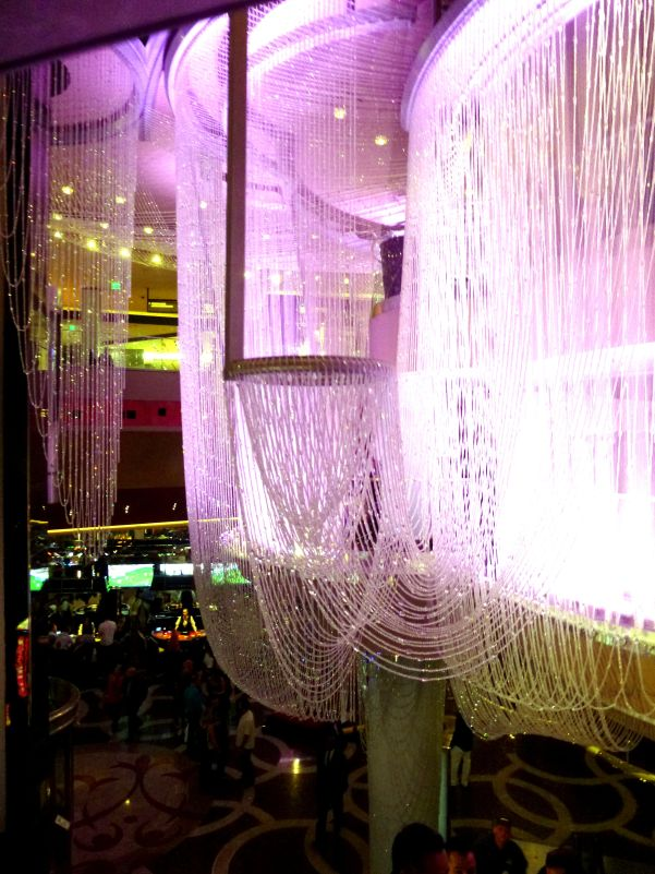 Chandelier Lounge @ The Cosmopolitan Hotel Las Vegas
